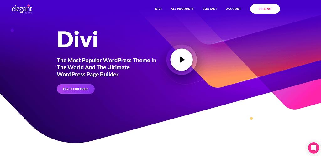 Darmowy motyw WordPress