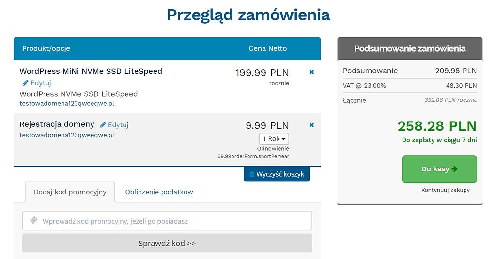 Gdzie kupić hosting