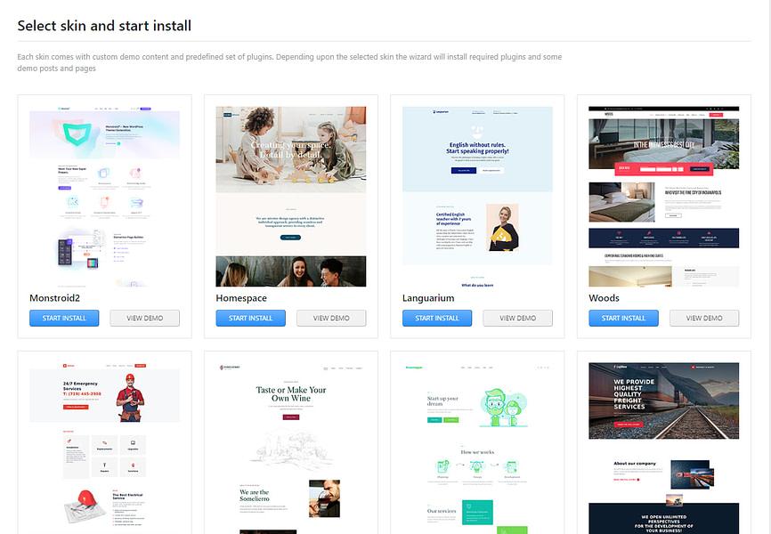 Motyw WordPress